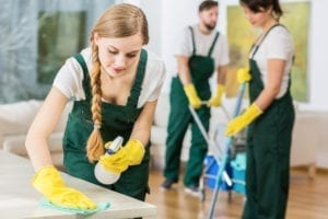 Hiring a Housekeeper in Allen, Texas