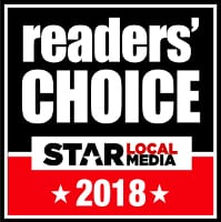 Reader's Choice 2018 - Best House Cleaning Service